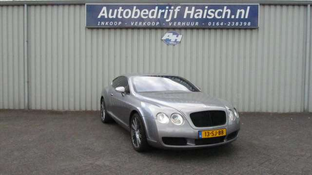 Bentley Continental W12 GT W12 575 CV - main picture