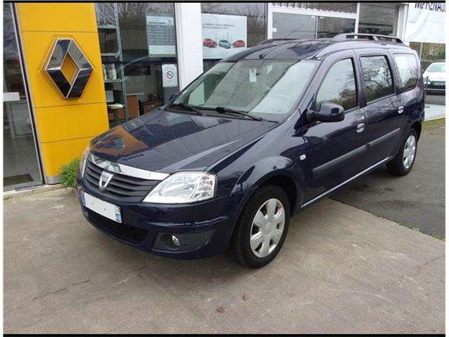 Dacia Logan 1.2 I 75 - main picture