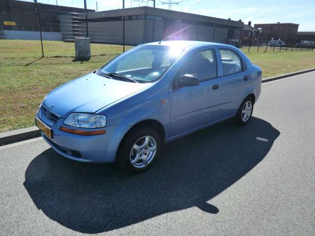 Daewoo Lacetti 1.8 CDX - main picture