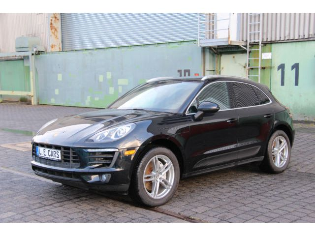 Porsche Macan S PDK, T1 Sofort ! - main picture